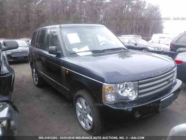 Picture of '03 Range Rover - N2MA