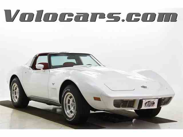 Picture of 1978 Chevrolet Corvette located in Volo Illinois Offered by Volo Auto Museum - N2MB