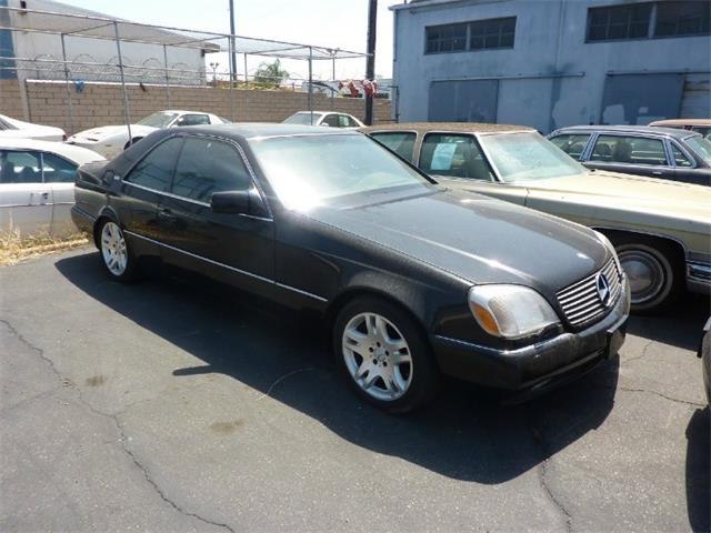 Picture of '95 S-Class - N2MC