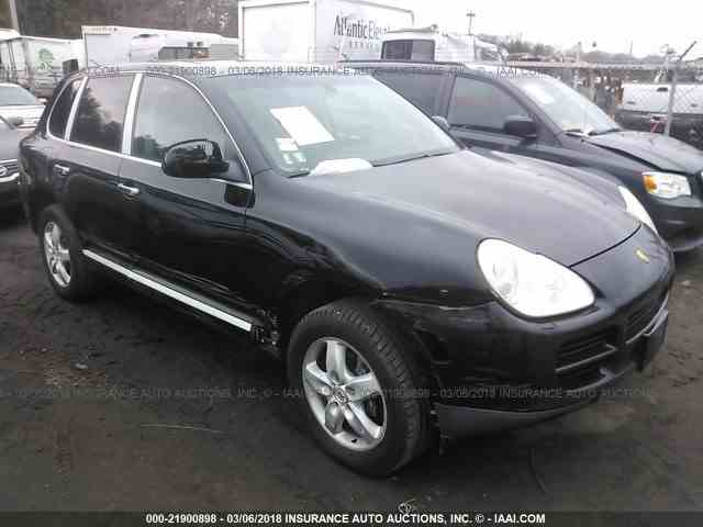 Picture of '06 Cayenne - N2MH