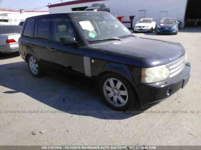 Picture of '06 Range Rover - N2MI