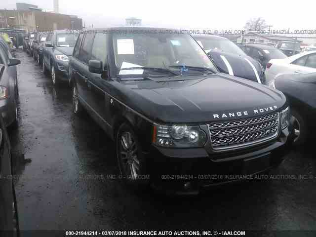 Picture of '10 Land Rover Range Rover Offered by SCA.AUCTION - N2MJ