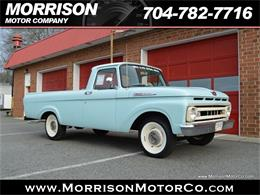 Picture of 1961 F100 located in North Carolina - $28,900.00 Offered by Morrison Motor Company - N2N5