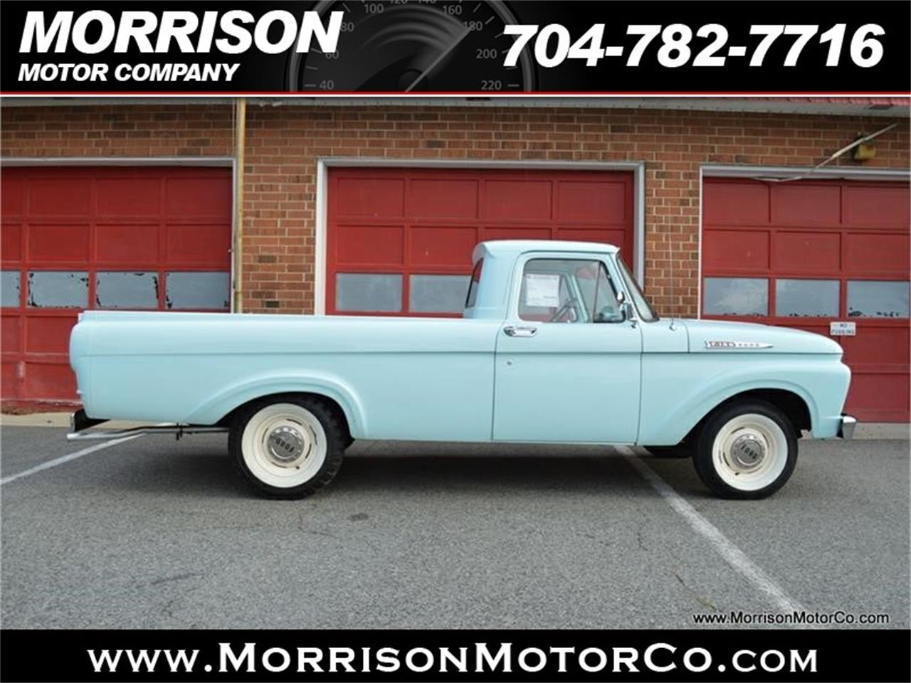 Large Picture of Classic '61 Ford F100 - $28,900.00 - N2N5