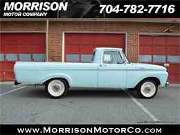 Picture of '61 F100 - N2N5