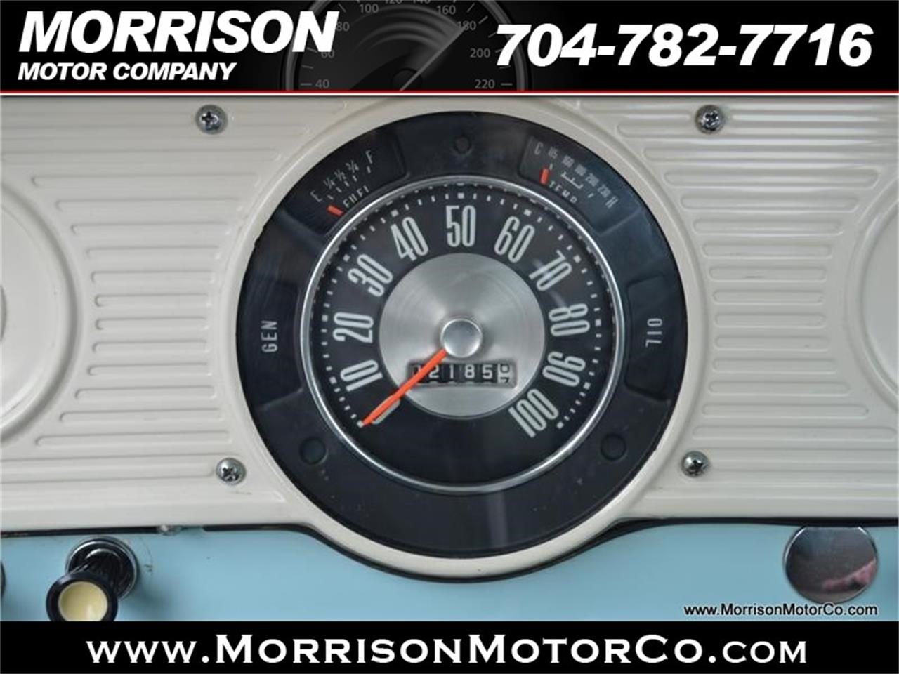 Large Picture of Classic '61 F100 located in North Carolina - $28,900.00 Offered by Morrison Motor Company - N2N5