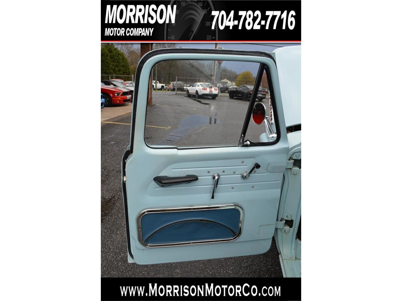 Large Picture of '61 Ford F100 - $28,900.00 Offered by Morrison Motor Company - N2N5