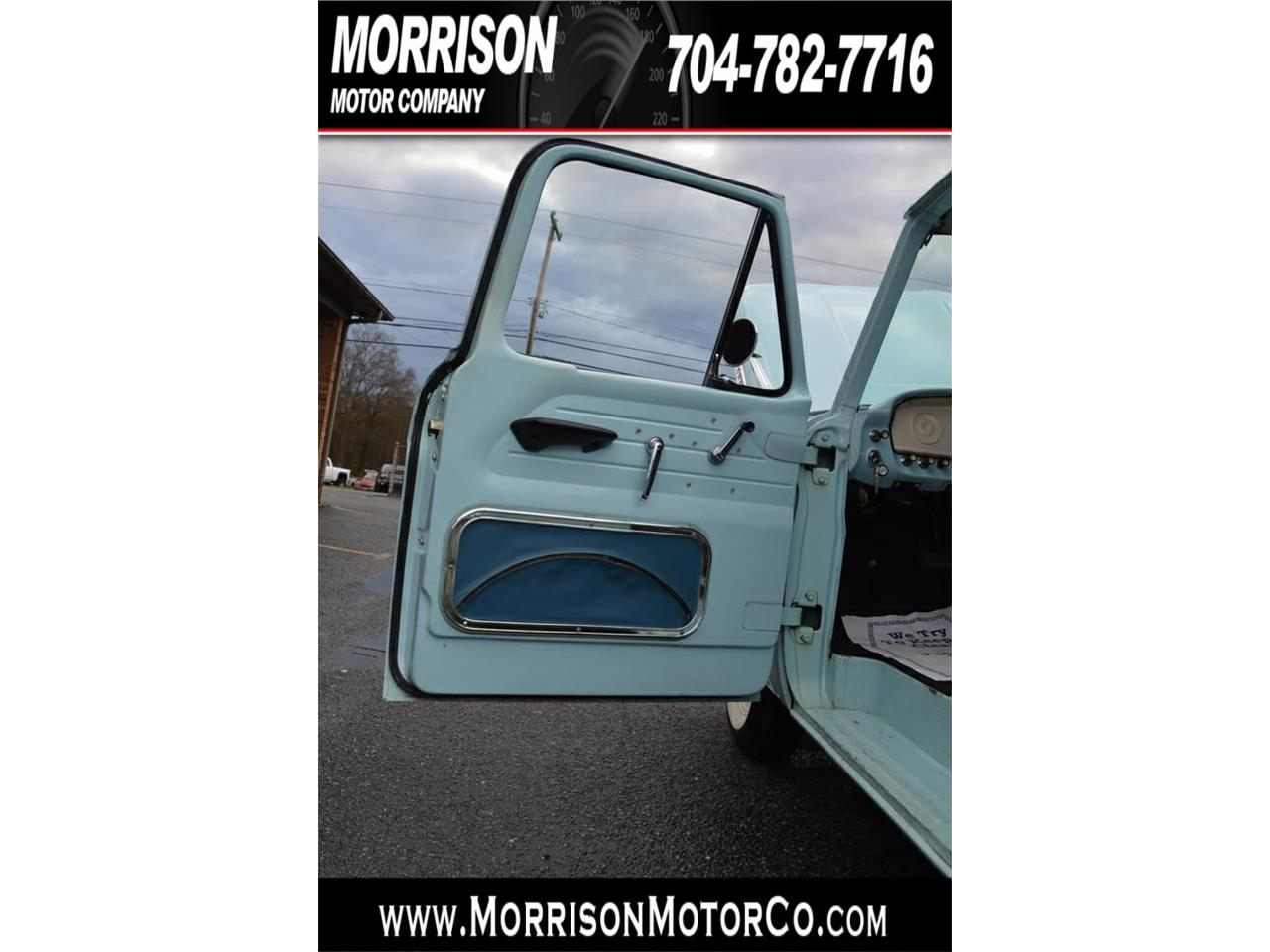 Large Picture of Classic 1961 F100 - $28,900.00 Offered by Morrison Motor Company - N2N5