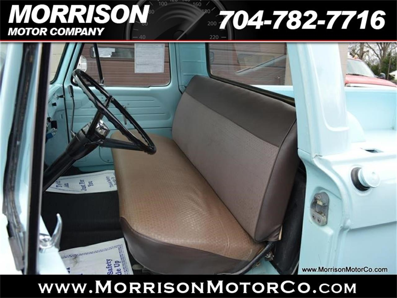 Large Picture of Classic '61 Ford F100 located in North Carolina - $28,900.00 - N2N5