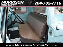 Picture of Classic '61 Ford F100 located in North Carolina - $28,900.00 - N2N5