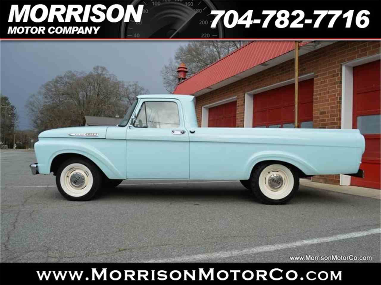 Large Picture of '61 F100 - N2N5