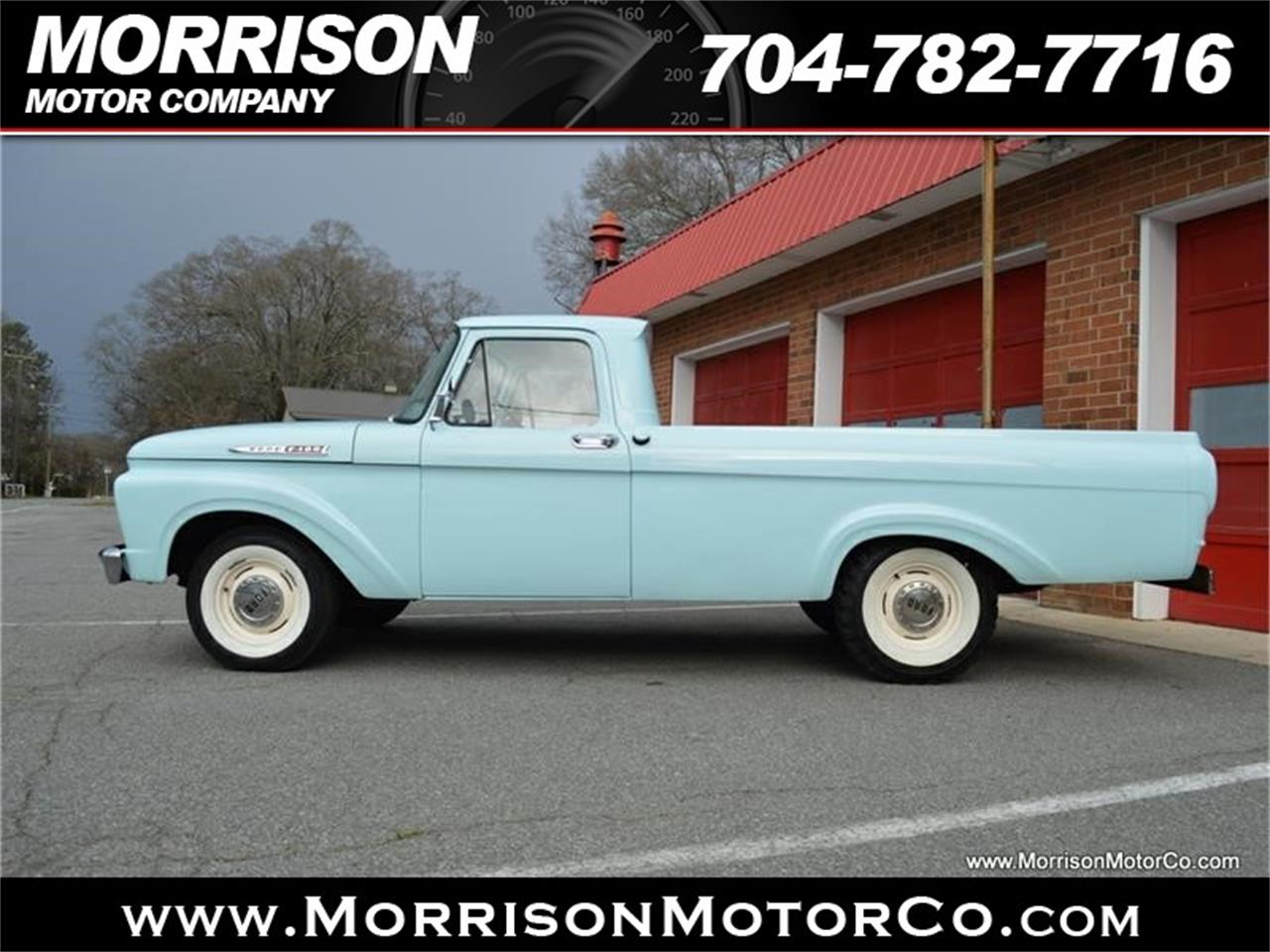 Large Picture of Classic '61 F100 Offered by Morrison Motor Company - N2N5