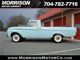 Picture of Classic 1961 Ford F100 located in Concord North Carolina - $28,900.00 Offered by Morrison Motor Company - N2N5