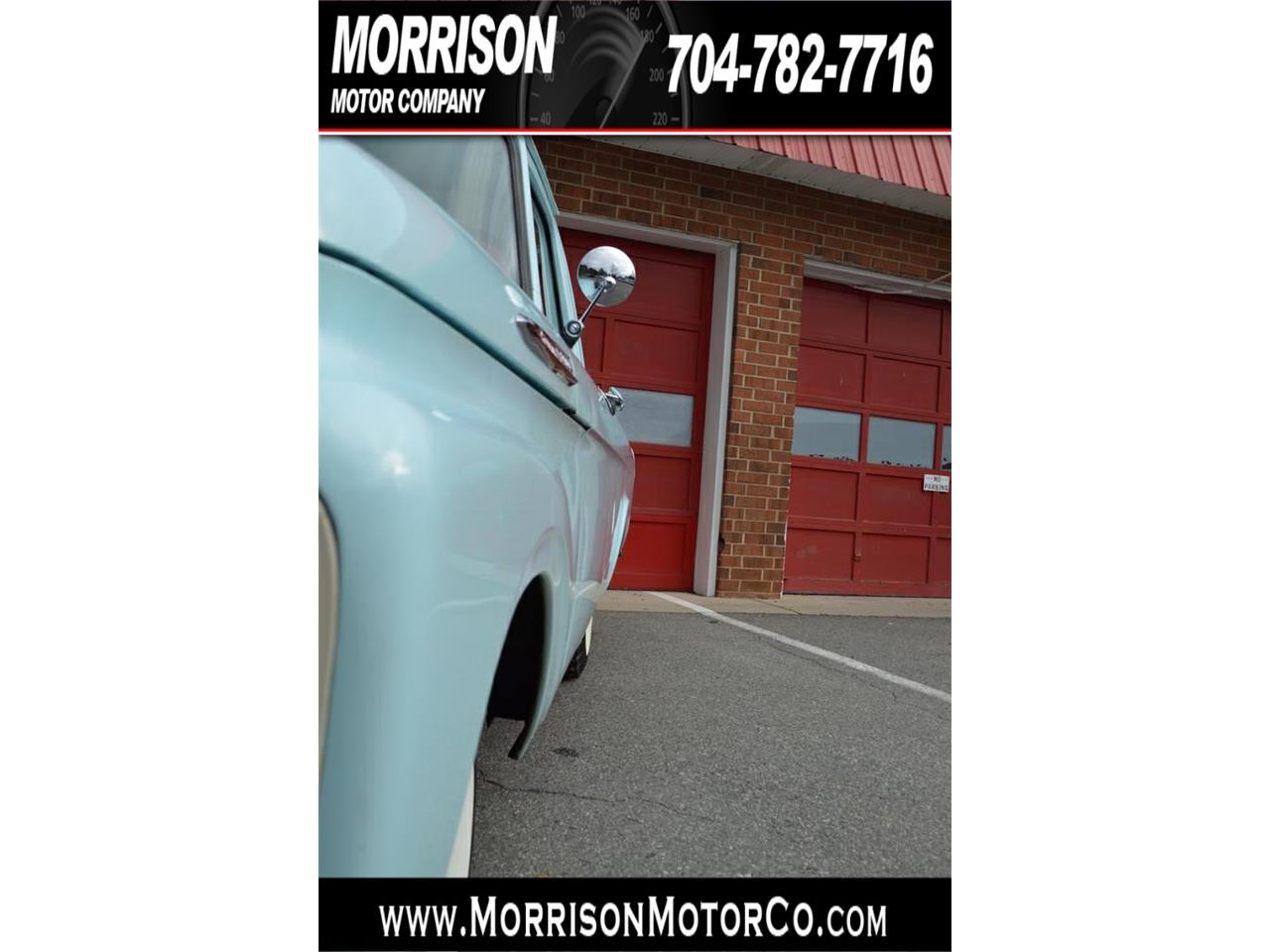 Large Picture of '61 F100 located in Concord North Carolina - $28,900.00 Offered by Morrison Motor Company - N2N5