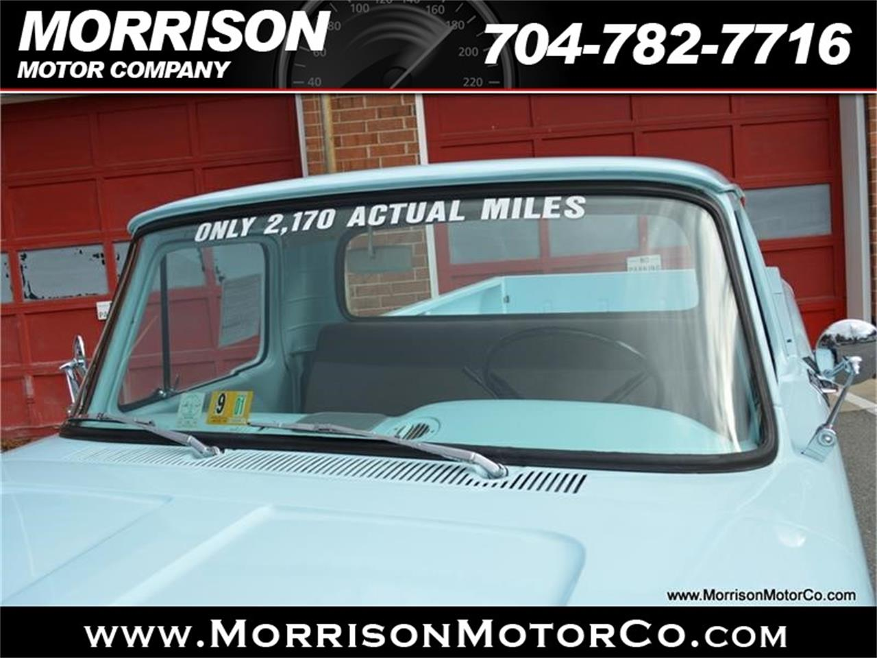 Large Picture of Classic 1961 Ford F100 - $28,900.00 - N2N5