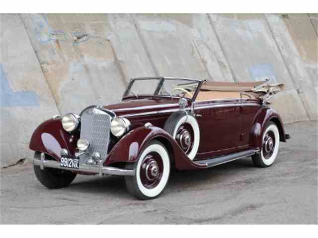 Picture of '38 Mercedes-Benz 320 Offered by  - MY4C