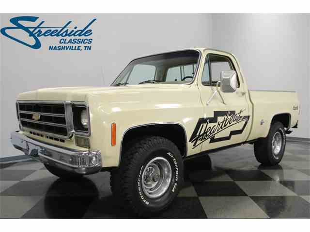 Picture of '78 K-10 Silverado 4x4 - N2NG