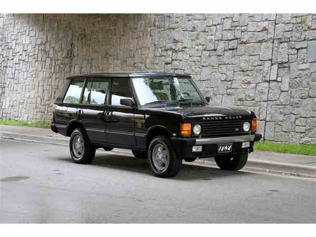 Picture of '94 Range Rover - N2NK
