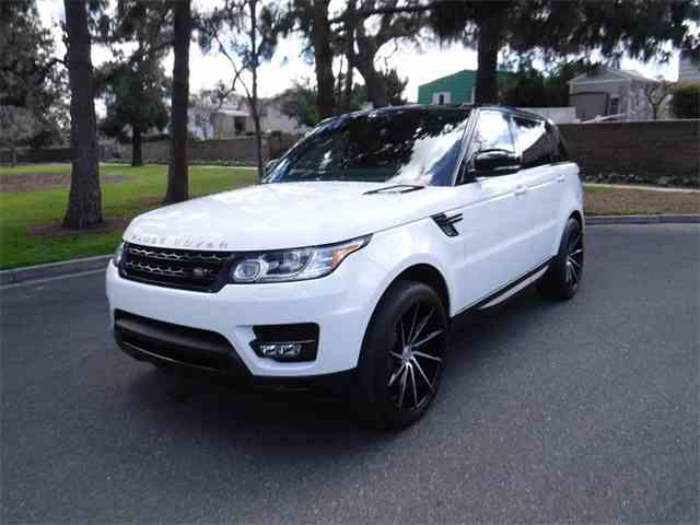 Picture of '15 Range Rover Sport - N2NO