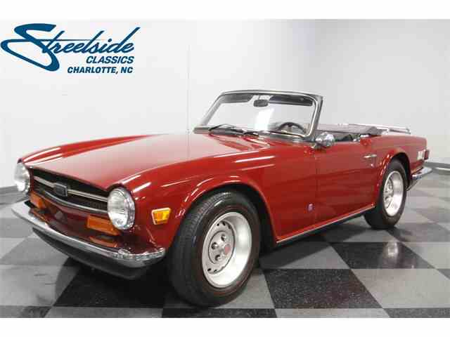 Picture of '73 TR6 - N2NX