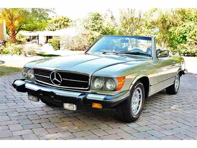 Picture of '76 450SL - N2OC