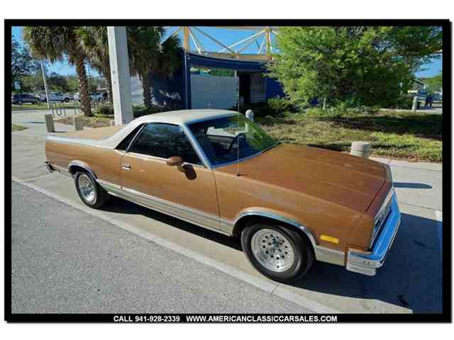 Picture of '82 El Camino - N2OK