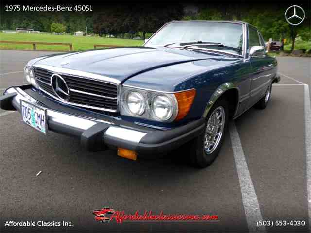 Picture of '75 450SL - N2OQ