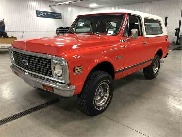 Picture of '72 Blazer - N2OU