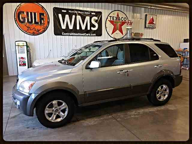 Picture of '05 Sorento - N2P1