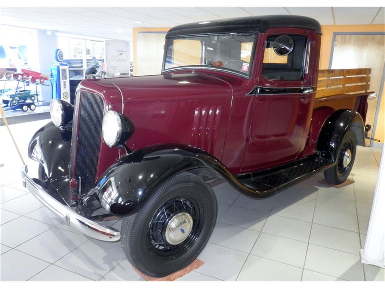 1935 Chevrolet Pickup for Sale   ClassicCars.com   CC-1076587