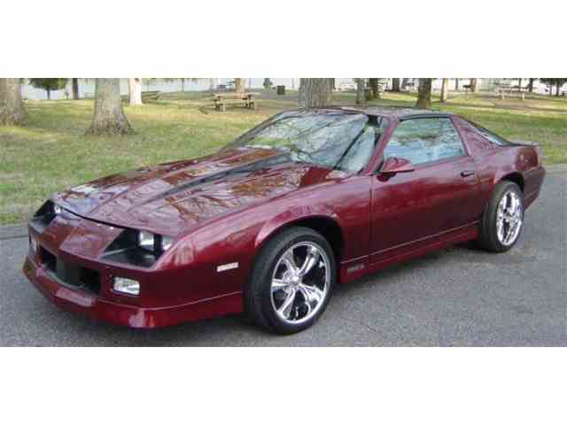 Picture of '87 Camaro IROC-Z - N2PA