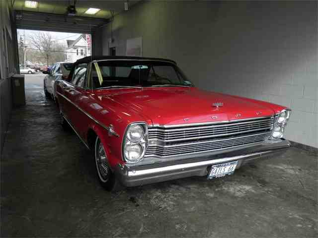 Picture of '66 Galaxie 500 - N2PG
