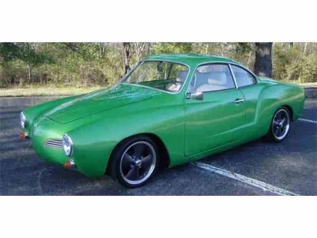 Picture of '69 Karmann Ghia - N2PI
