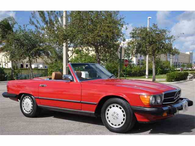 Picture of '89 560SL - N2PQ