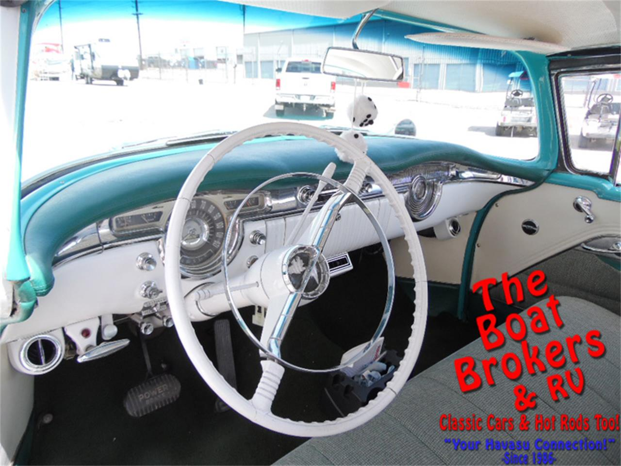 Large Picture of Classic '55 Oldsmobile Holiday Rocket 88 located in Lake Havasu Arizona - N2PY
