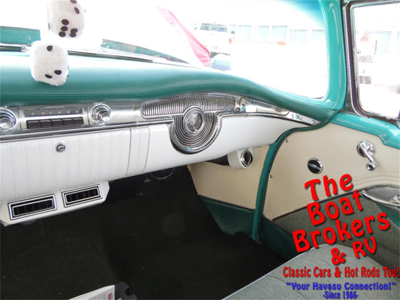 Large Picture of Classic '55 Oldsmobile Holiday Rocket 88 located in Lake Havasu Arizona - $31,000.00 Offered by The Boat Brokers - N2PY
