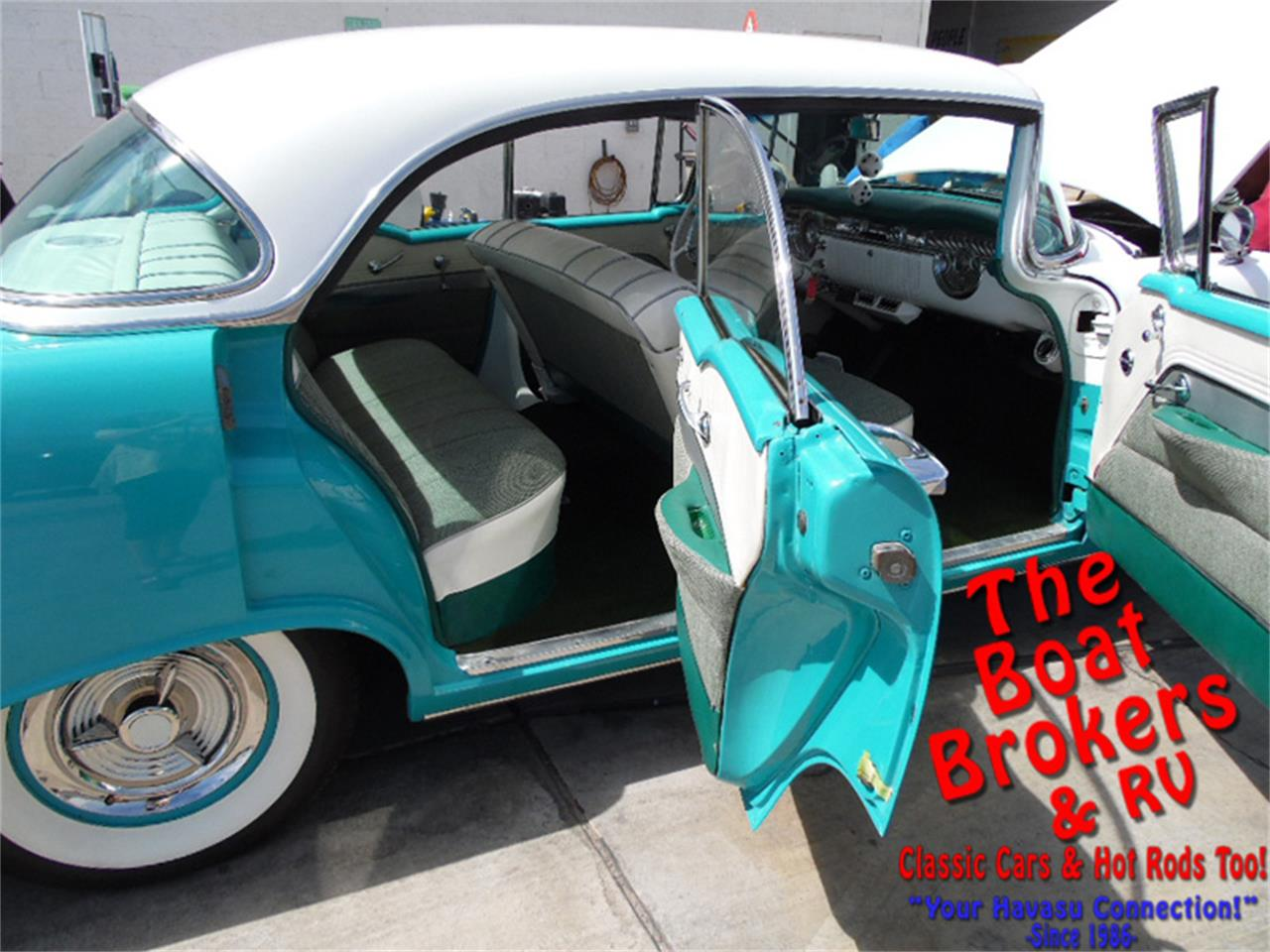 Large Picture of Classic 1955 Oldsmobile Holiday Rocket 88 located in Arizona Offered by The Boat Brokers - N2PY