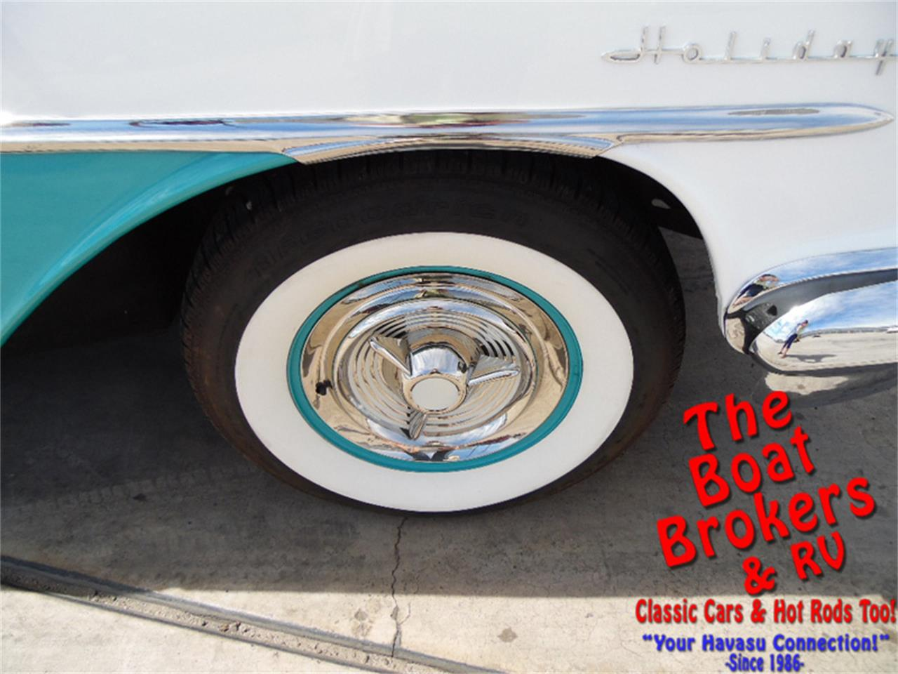 Large Picture of 1955 Oldsmobile Holiday Rocket 88 - $31,000.00 - N2PY