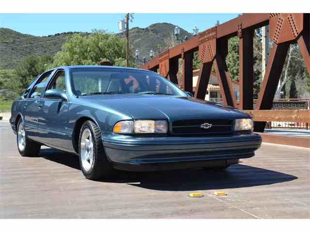 Picture of '95 Impala SS - N2Q0