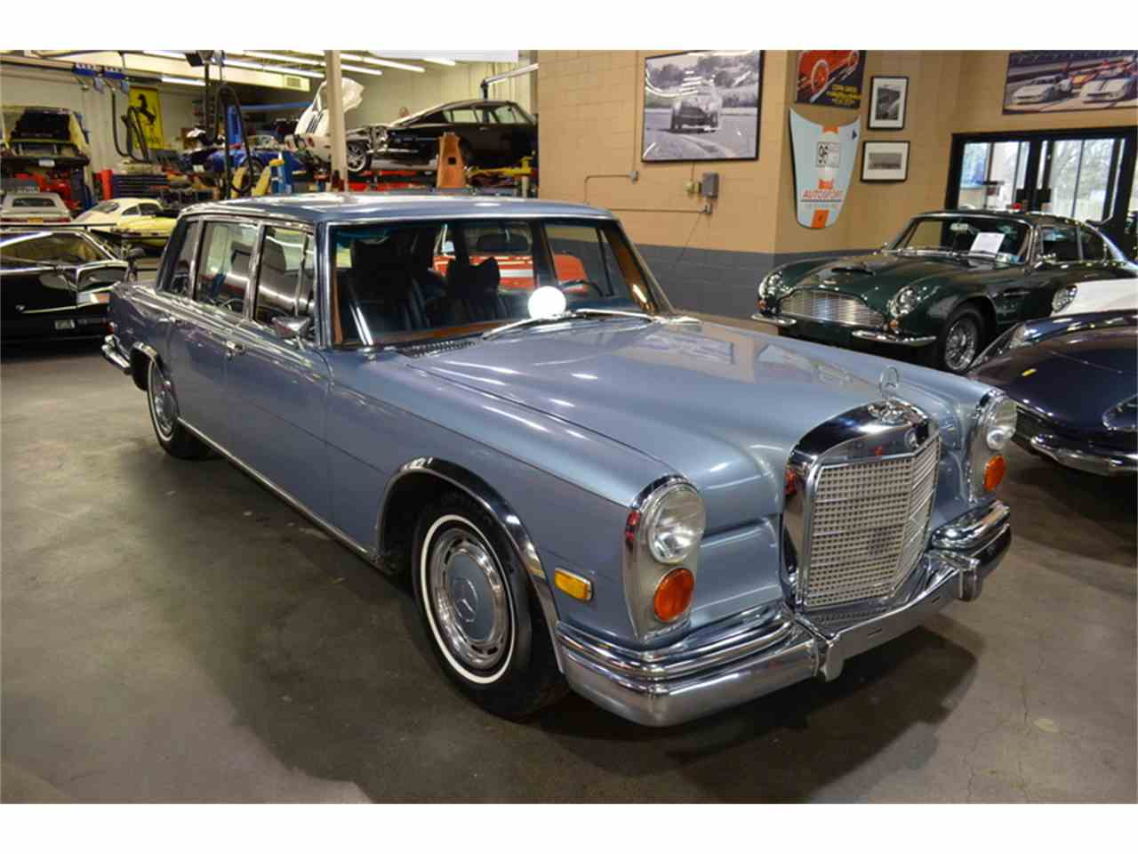 1971 mercedes benz 600 for sale cc 1076649 for Mercedes benz huntington phone number