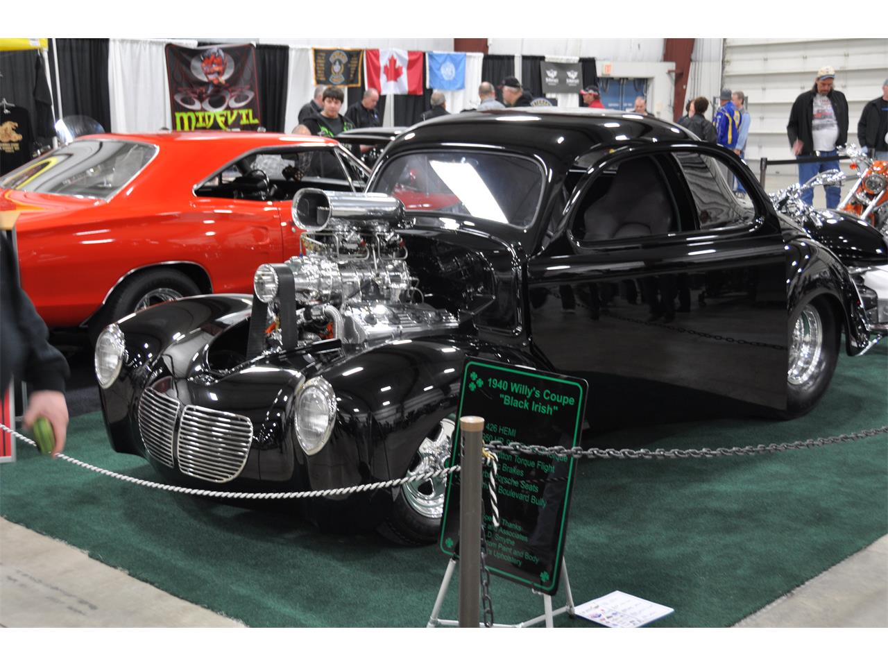 Large Picture of Classic 1940 Willys Coupe - $69,500.00 - N2R5