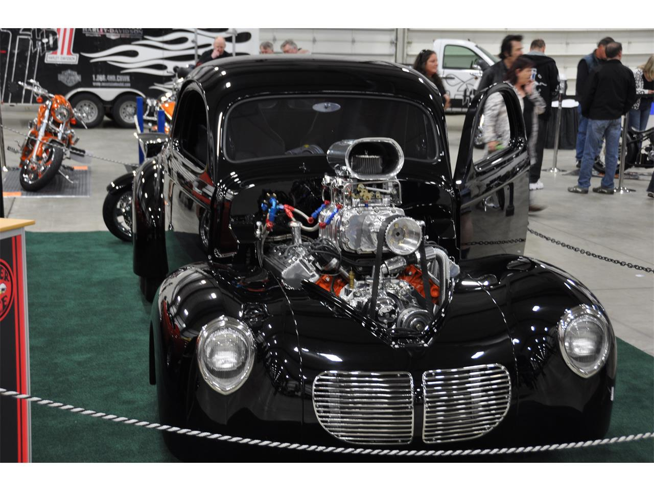 Large Picture of Classic 1940 Willys Coupe located in Issaquah Washington - $69,500.00 - N2R5