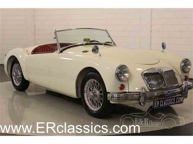 Picture of '59 MGA - N2R6