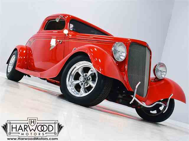 Picture of '34 3-Window Coupe - N2R7