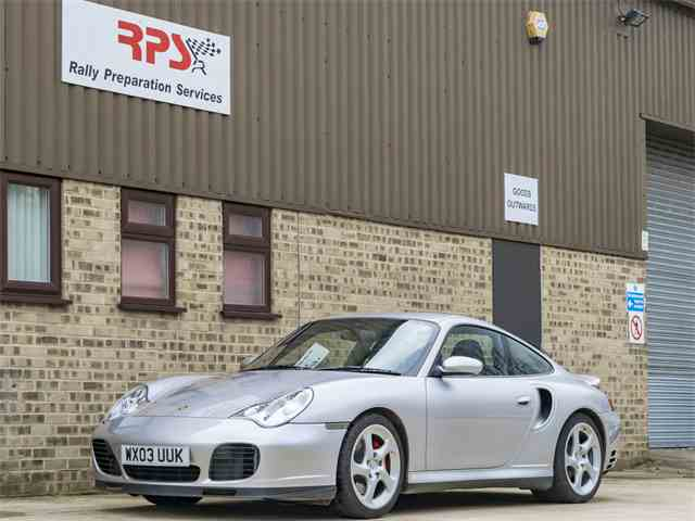 Picture of '03 911 Turbo - N2RE