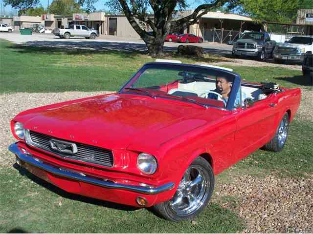 Picture of '66 Mustang - N2RH