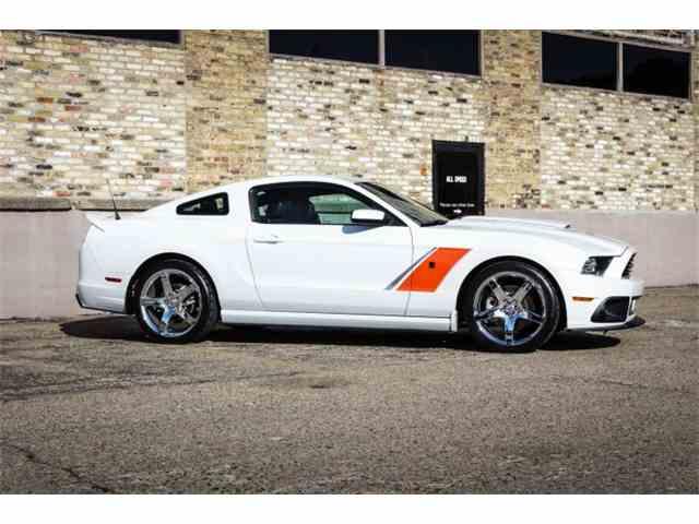 Picture of '14 Mustang - N2RU