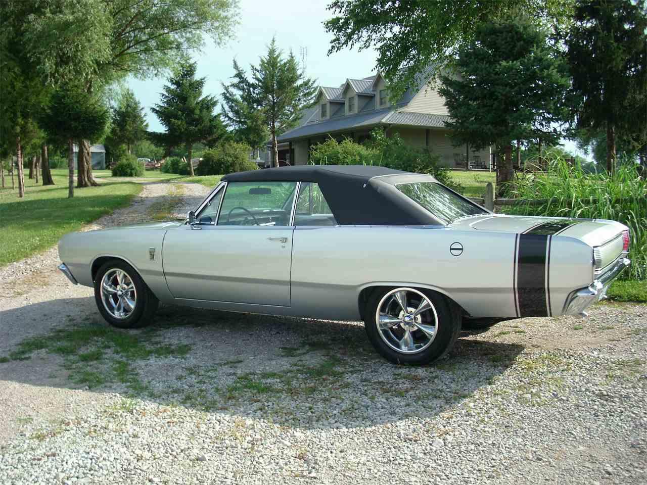 1967 Dodge Dart GT for Sale   ClicCars.com   CC-1076685