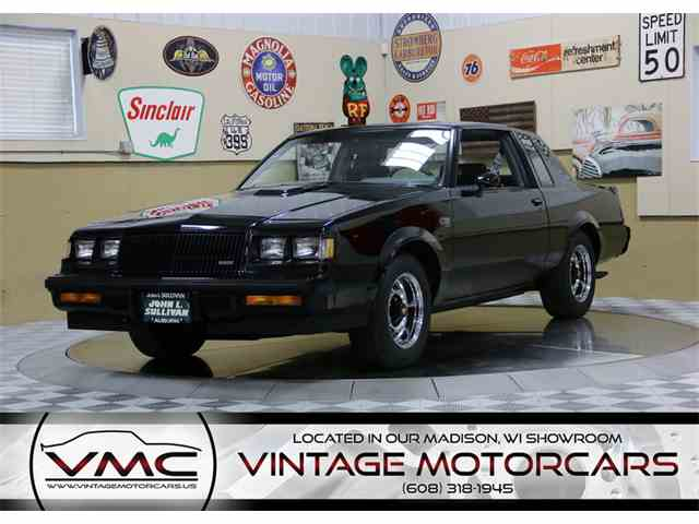 Picture of 1987 Grand National - $44,900.00 Offered by Vintage Motorcars LLC - N2S0