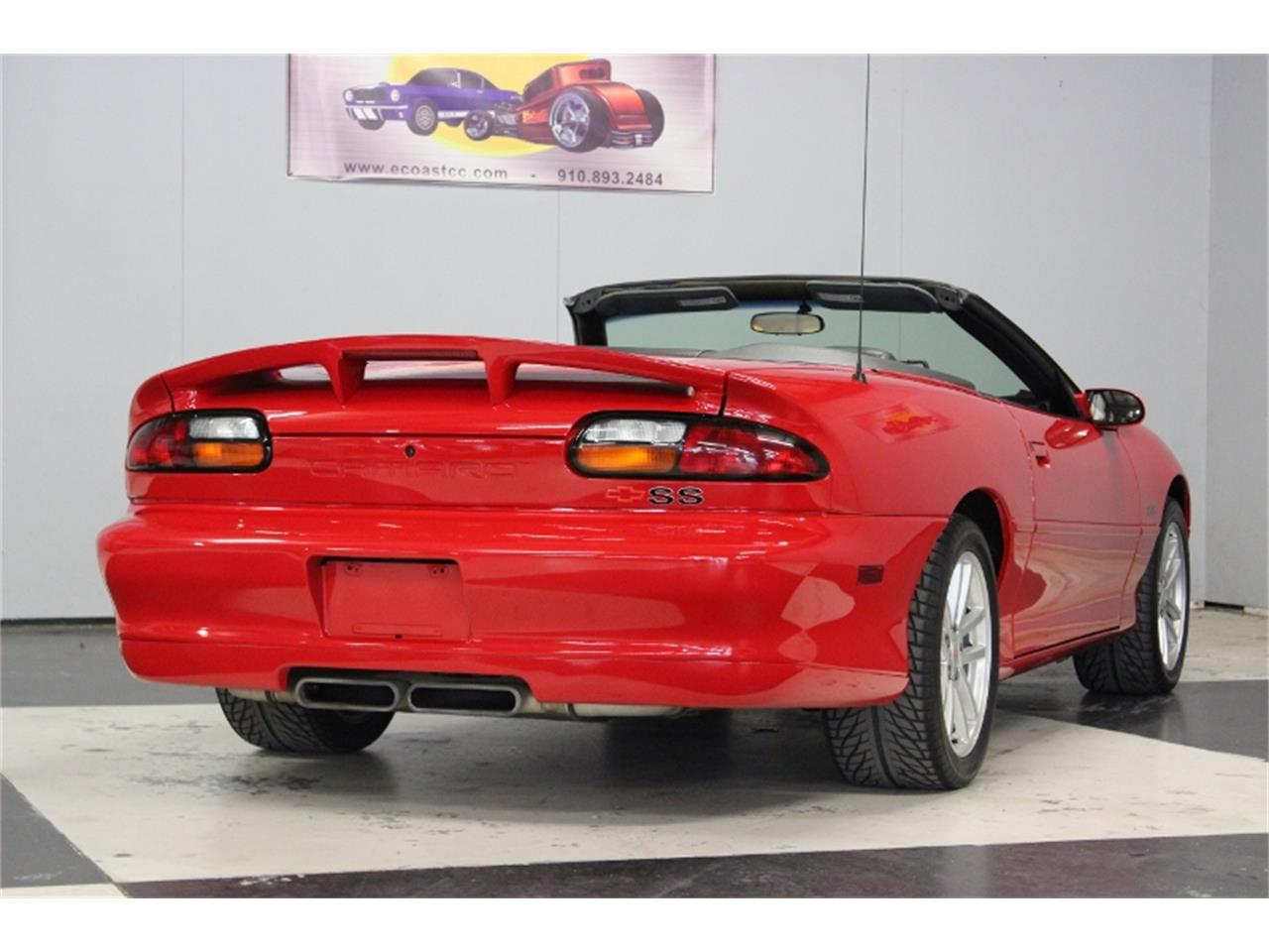 Large Picture of '02 Camaro SS - N2SB